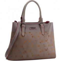 Torebka NOBO - NBAG-F0720-C019 Szary. Szare torebki klasyczne damskie marki Nobo, ze skóry ekologicznej. W wyprzedaży za 149,00 zł.
