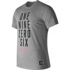 T-shirty męskie: New Balance AMT71664HGR