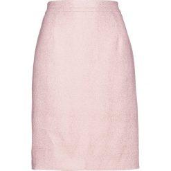 Spódnice wieczorowe: Spódnica z krepy z połyskiem bonprix pastelowy jasnoróżowy