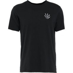 Rag & bone DAGGER EMBROIDERY  Tshirt basic black. Czarne t-shirty męskie rag & bone, m, z bawełny. Za 459,00 zł.