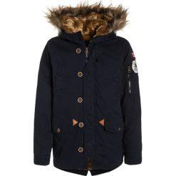 Tiffosi MICHAEL Parka blue. Niebieskie kurtki dziewczęce Tiffosi, na zimę, z bawełny. W wyprzedaży za 269,10 zł.