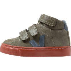 Buty sportowe chłopięce: Veja ESPLAR MID SMALL Tenisówki i Trampki wysokie olive/nautico/rust