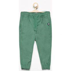 Odzież niemowlęca: Spodnie jogger - Zielony