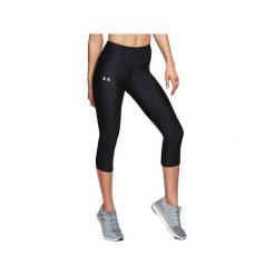 Spodnie sportowe damskie: Under Armour Spodnie sportowe damskie Armour Fly Fast Capri czarne r. XS (1320320-001)