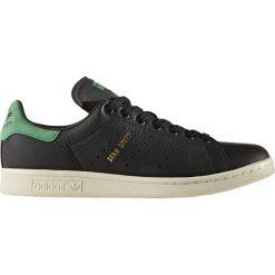 """Buty adidas Stan Smith """"Core Black"""" (BZ0458). Czarne halówki męskie marki Asics, do piłki nożnej. Za 167,99 zł."""