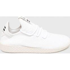 Adidas Originals - Buty. Szare halówki męskie adidas Originals, z gumy, na sznurówki. Za 399,90 zł.