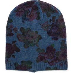 Czapka damska Floral dream niebieska (cz15312). Niebieskie czapki zimowe damskie marki Art of Polo. Za 38,41 zł.