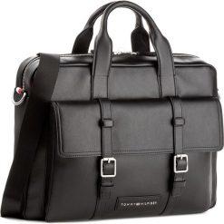 Torby na laptopa: Torba na laptopa TOMMY HILFIGER - Th City Computer Bag AM0AM02944 002
