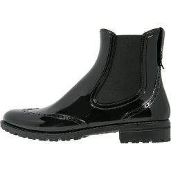 Buty zimowe damskie: Billi Bi Kalosze black shiny