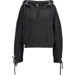 Bluzy rozpinane damskie: Free People OJAI HOODIE Bluza z kapturem carbon