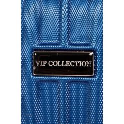 VIP COLLECTION - Walizka 12 L. Szare walizki marki VIP COLLECTION, z materiału, małe. W wyprzedaży za 119,90 zł.