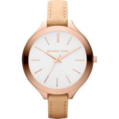 ZEGAREK MICHAEL KORS LADIES ROSE GOLD TONE MK2284. Białe zegarki damskie Michael Kors, ze stali. Za 950,00 zł.