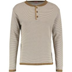 Swetry damskie: Armor lux TUNISIEN HERITAGE Sweter tobacco/nature