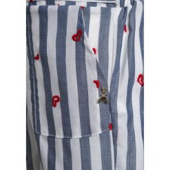 Bermudy damskie: Patrizia Pepe TROUSER Szorty denim light blue