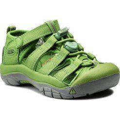 Sandały KEEN - Newport H2 1018261 Fluorite Green. Zielone sandały chłopięce marki Keen, z materiału. W wyprzedaży za 189,00 zł.