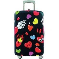 Walizki: Pokrowiec na walizkę LOQI Pop Hearts
