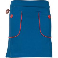 """Spódnica """"Clearest Blue"""" w kolorze niebieskim. Niebieskie spódniczki dziewczęce marki 4FunkyFlavours Kids, mini. W wyprzedaży za 82,95 zł."""