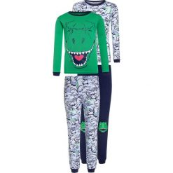 Bielizna chłopięca: Carter's PIECE 2 PACK  Piżama green