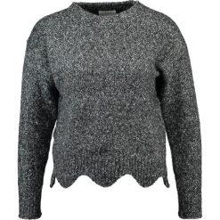 Swetry klasyczne damskie: Compañía fantástica BOURBON JUMPER Sweter grey