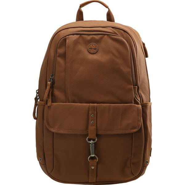 1ee4725bdf219 Timberland Plecak dark rubber - Brązowe plecaki męskie Timberland. W ...