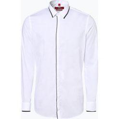 Finshley & Harding London - Koszula męska, czarny. Czarne koszule męskie na spinki marki Cropp, l. Za 229,95 zł.