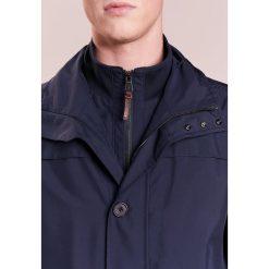 JOOP! MORGAN Krótki płaszcz blue. Niebieskie prochowce męskie marki JOOP!, m, z materiału. W wyprzedaży za 719,60 zł.