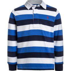 Polo Ralph Lauren RUGBY Koszulka polo new iris. Niebieskie t-shirty chłopięce Polo Ralph Lauren, z bawełny. Za 269,00 zł.