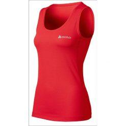Odlo Koszulka Singlet SOPHIE czerwona r. XL (200891/33100). Czerwone topy sportowe damskie Odlo, xl. Za 97,61 zł.