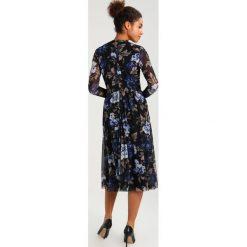 Długie sukienki: YAS YASJAMAICA DRESS Długa sukienka black/flower