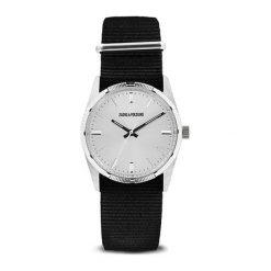 """Zegarki męskie: Zegarek """"ZVF210"""" w kolorze czarno-srebrnym"""