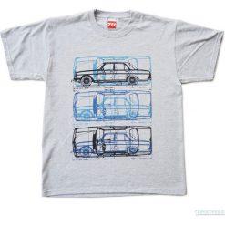 Koszulka MERCEDES PUCHACZ GREY. Czarne t-shirty męskie marki Pakamera, m, z kapturem. Za 77,00 zł.
