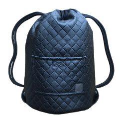 OLD GOLD & BLACK dwustronny plecak SACK IT!. Czarne plecaki męskie Pakamera. Za 165,00 zł.