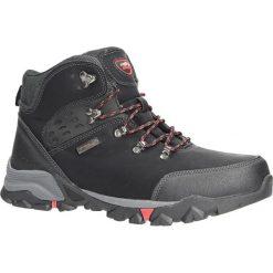 Czarne buty trekkingowe sznurowane Casu MXC7594-W. Czarne buty trekkingowe męskie Casu, na sznurówki. Za 129,99 zł.