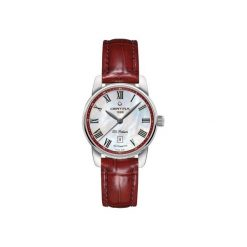 PROMOCJA ZEGAREK CERTINA DS PODIUM LADY. Białe zegarki damskie CERTINA, ze stali. W wyprzedaży za 2191,20 zł.
