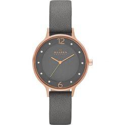 Zegarek SKAGEN - Anita SKW2267 Gray/Rose Gold. Szare zegarki damskie Skagen. Za 509,00 zł.