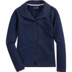 Bluzy dziewczęce: Rozpinana bluza z kołnierzykiem dla dziewczynki