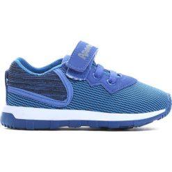 Granatowe Buty Sportowe Scapegrace. Szare buty sportowe chłopięce Born2be, z okrągłym noskiem, na płaskiej podeszwie. Za 39,99 zł.