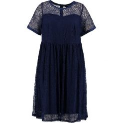 Sukienki: Dorothy Perkins Curve Sukienka letnia navy blue