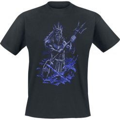 T-shirty męskie: Aquarius T-Shirt czarny