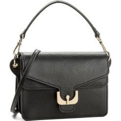 Torebka COCCINELLE - BJ5 Amrine Soft E1 BJ5 12 02 01 Noir 001. Czarne torebki klasyczne damskie marki Coccinelle, ze skóry. W wyprzedaży za 819,00 zł.