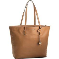 Torebka COCCINELLE - BF8 Clementine Soft E1 BF8 11 03 01 Cuir 012. Brązowe torebki klasyczne damskie Coccinelle, ze skóry. W wyprzedaży za 809,00 zł.