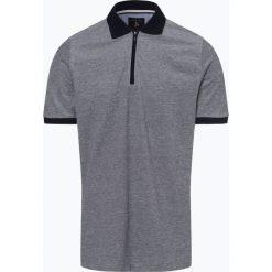 Andrew James Sailing - Męska koszulka polo, niebieski. Niebieskie koszulki polo Andrew James Sailing, m. Za 129,95 zł.