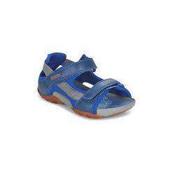 Sandały Dziecko  Camper  OUS. Niebieskie sandały chłopięce Camper. Za 247,20 zł.