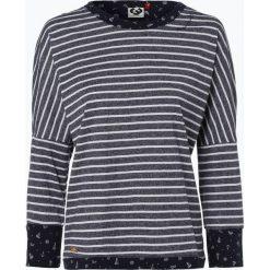 Odzież damska: Ragwear – Koszulka damska – Blanche, niebieski
