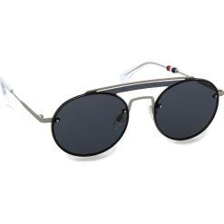 Okulary przeciwsłoneczne damskie: Okulary przeciwsłoneczne TOMMY HILFIGER – 1513/S Palladium 010