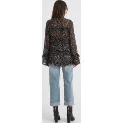 Bluzki asymetryczne: AllSaints DEIRDRE PEPPER Bluzka black