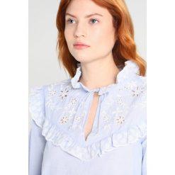 Bluzki asymetryczne: Leon & Harper COOKIE Bluzka blue