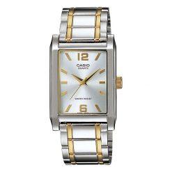 Zegarek damski Casio Standard Analogue LTP-1235SG-7AEF. Szare zegarki męskie CASIO. Za 175,00 zł.