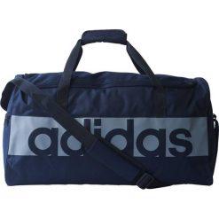 Torby podróżne: Adidas Torba Linear Performance Teambag Medium granatowa (S99960)