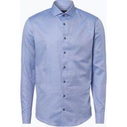 Drykorn - Koszula męska – Elias, niebieski. Niebieskie koszule męskie DRYKORN, m. Za 379,95 zł.